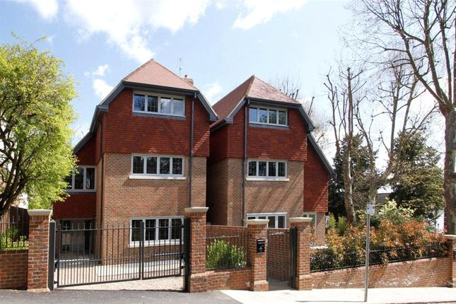 Thumbnail Semi-detached house for sale in St Aubyn's Avenue, Wimbledon