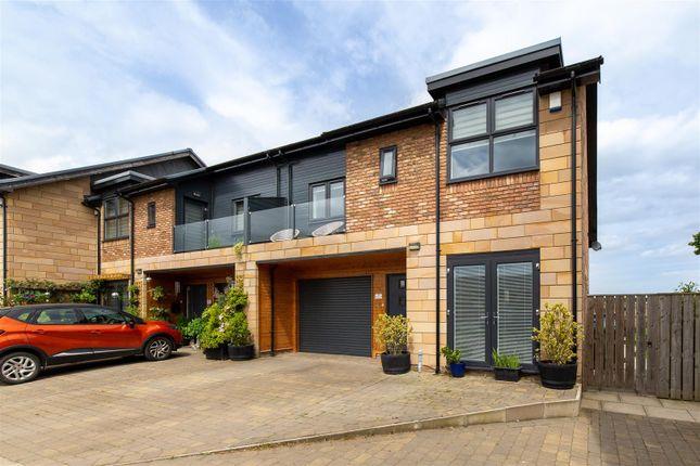 Thumbnail End terrace house for sale in Arcot Grange, Cramlington