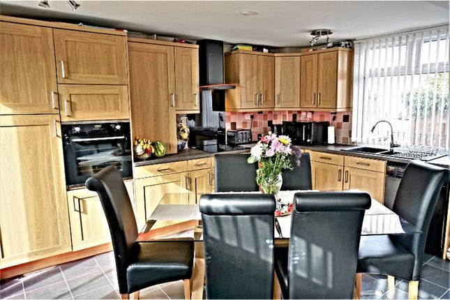 Thumbnail End terrace house for sale in Langtree Close, Hull