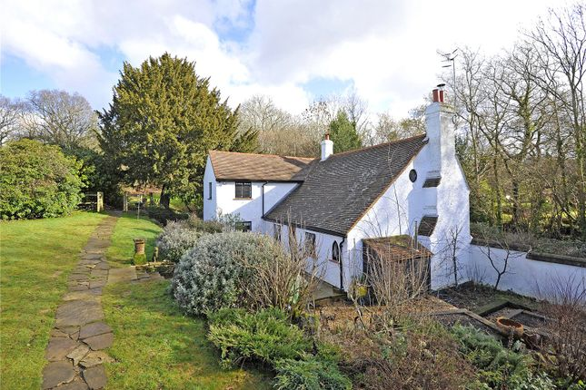 Thumbnail Detached house for sale in Northcote Lane, Shamley Green, Guildford, Surrey