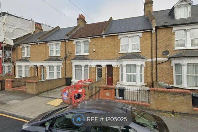 Thumbnail Terraced house to rent in Jutland Road, London