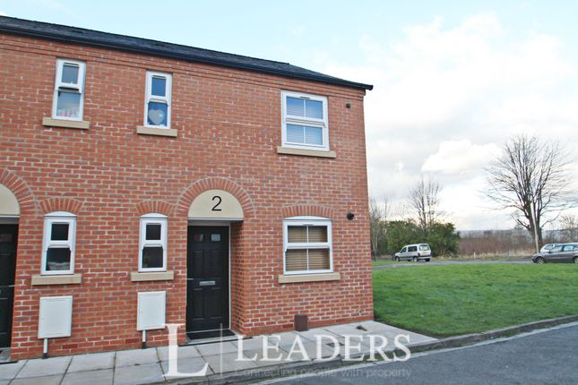 3 bed end terrace house to rent in Peter Street, Northwich CW9