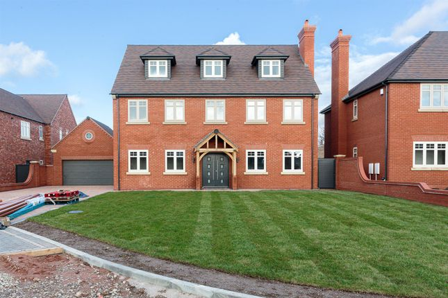 Front Elevation of Willow Gardens, Wilson Road, Hanford ST4