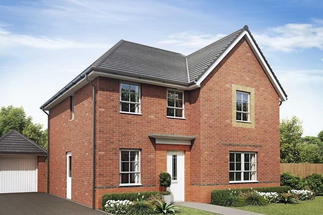 "Thumbnail Detached house for sale in ""Radleigh"" at Harland Way, Cottingham"