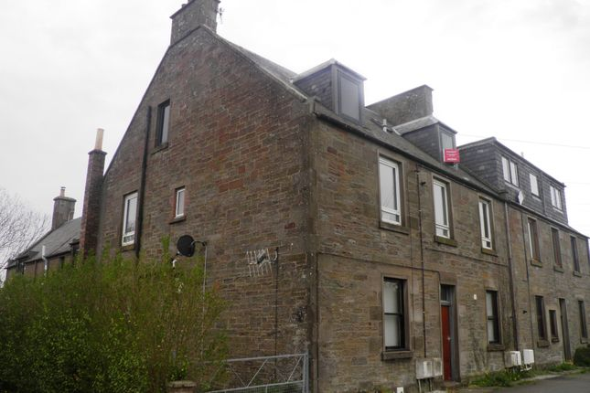 Thumbnail Flat to rent in Suttieside Road, Forfar