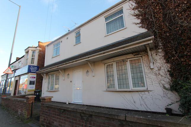 Thumbnail Detached house to rent in Cubbington Road, Leamington Spa