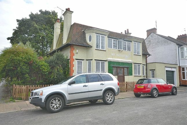 Thumbnail Detached house for sale in Sandringham Road, Abington, Northampton