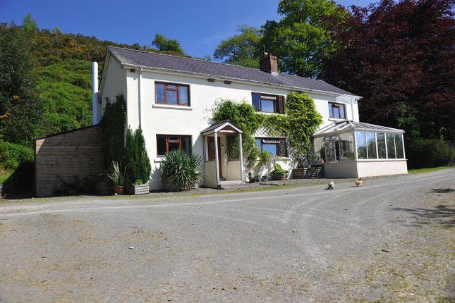 Thumbnail Land for sale in Llanwrda, Carmarthenshire