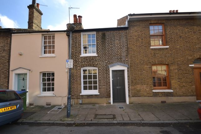 Thumbnail Terraced house to rent in Peyton Place, London