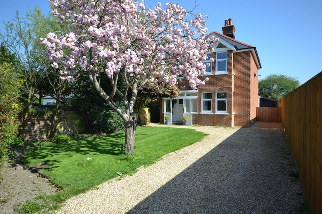 Thumbnail Detached house for sale in Langtry Place, Castle Road, Cowes