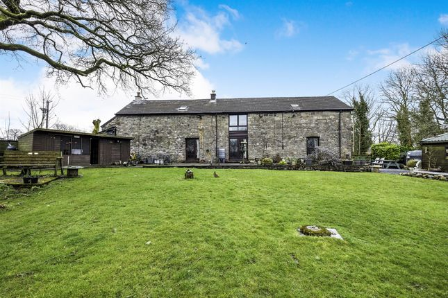 Thumbnail Barn conversion for sale in The Byre, Banwen, Neath