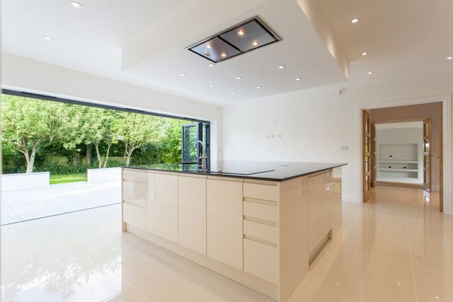 Thumbnail Detached house for sale in Park Wall Lane, Upper Basildon