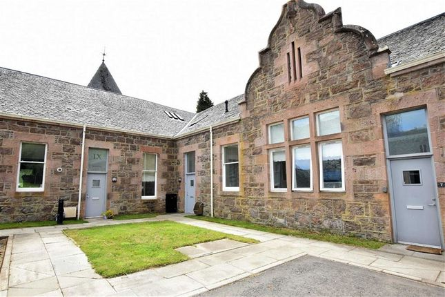 Thumbnail Flat for sale in Inverness