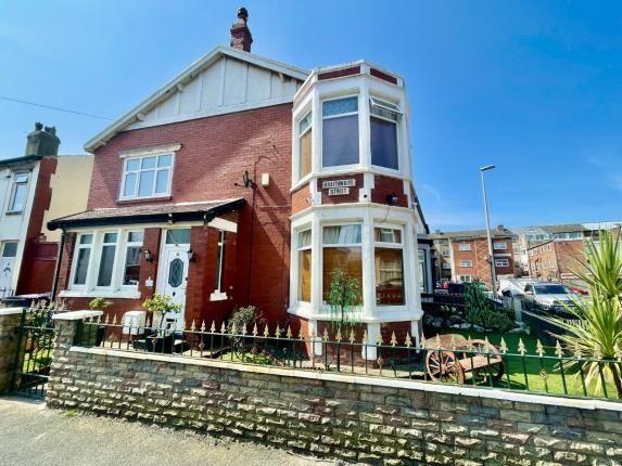 3 bed end terrace house for sale in Braithwaite Street, Blackpool, Lancashire, . FY1