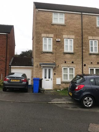 Thumbnail Room to rent in Myrtle Crescent, Sheffield