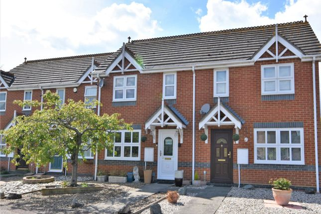 2 bed terraced house for sale in Churchfields, Shoeburyness, Essex SS3
