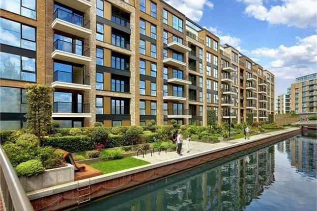 Thumbnail Flat for sale in Chelsea Creek, London, United Kingdom