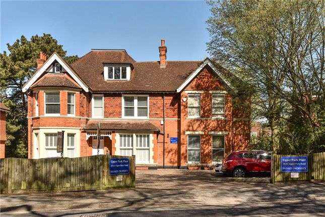 Thumbnail Flat for sale in Upper Park Place, 29-31 Upper Park Road, Camberley