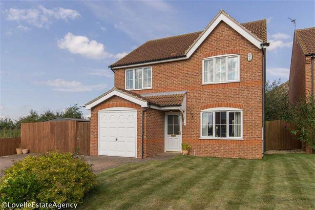 Thumbnail Property for sale in Cordeaux Close, Scotter, Gainsborough
