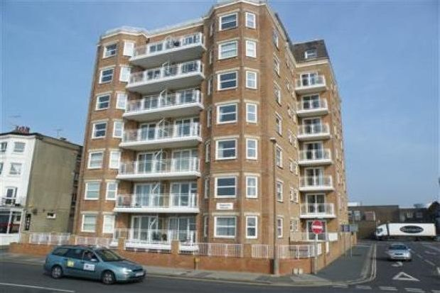 Thumbnail Flat to rent in Augusta Place, Worthing