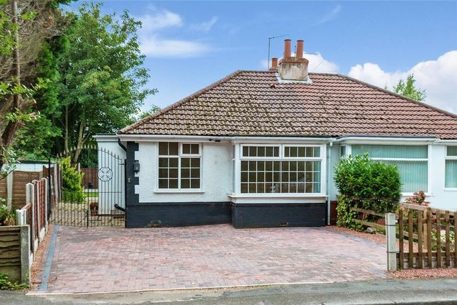 Thumbnail Semi-detached bungalow for sale in Bescar Brow Lane, Scarisbrick, Ormskirk