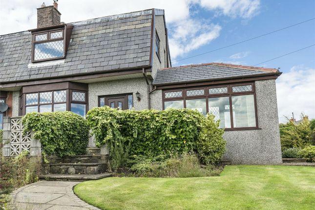 Thumbnail Semi-detached house for sale in Ramsgreave Road, Ramsgreave, Blackburn, Lancashire