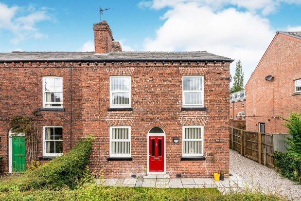 Thumbnail Terraced house to rent in Hob Hey Lane, Warrington