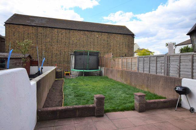 Rear Garden of Fairlight Road, Eastbourne BN22