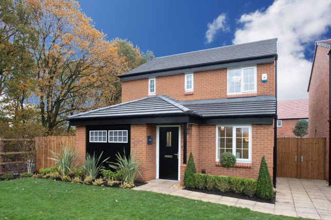 Thumbnail Detached house for sale in Lathom Pastures, Firswood Road, Lathom