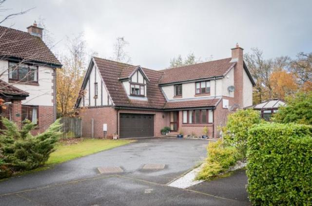 Thumbnail Detached house to rent in Albyn Drive, Murieston, Livingston, West Lothian 9Jn