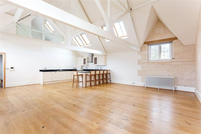 Thumbnail Flat for sale in Stroud Road, Painswick, Stroud, Gloucestershire