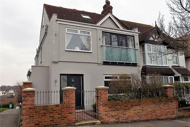 Thumbnail Semi-detached house for sale in City Way, Rochester