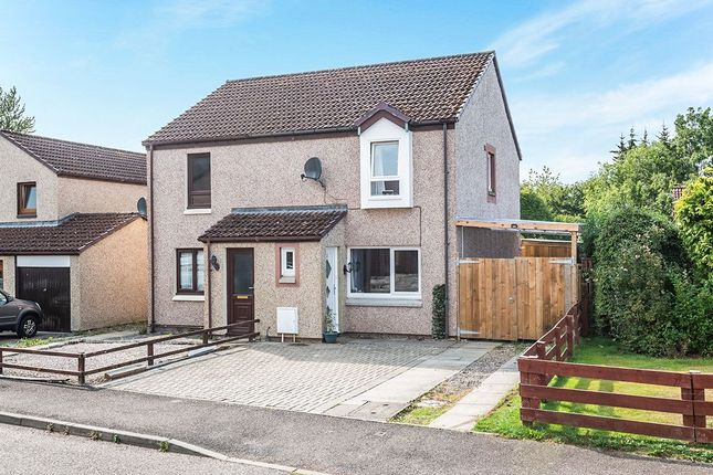 Thumbnail Semi-detached house for sale in Blackwell Court, Inverness