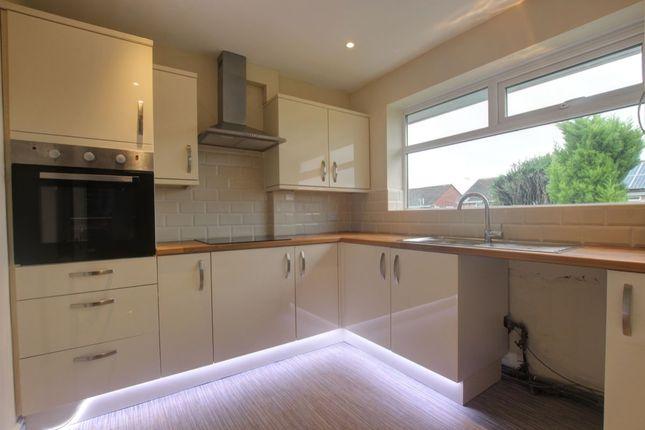 Thumbnail Bungalow to rent in Oakwood, Leam Lane, Gateshead