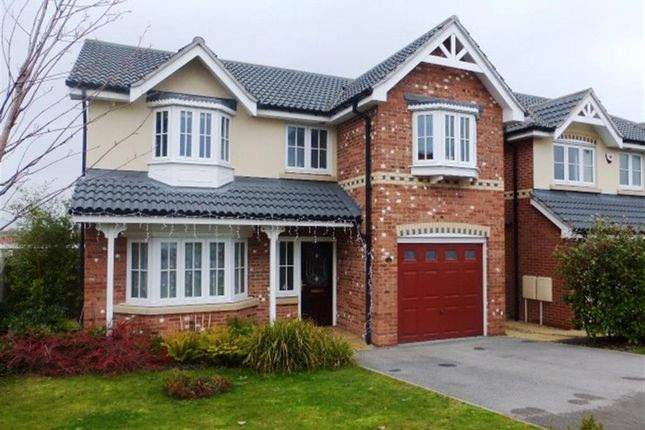 Thumbnail Detached house for sale in Montgomery Close, Treeton, Rotherham