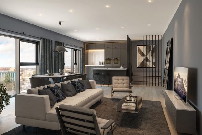 Thumbnail Flat for sale in Ormskirk Road, Preston
