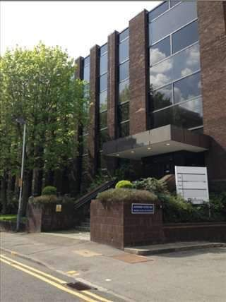 Thumbnail Office to let in Boundary House, Uxbridge