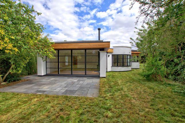 Thumbnail Detached house for sale in Finchs Field, Little Eversden, Cambridge