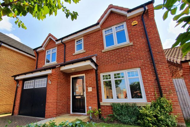 4 bed detached house for sale in Holly Field Crescent, Edenthorpe, Doncaster DN3