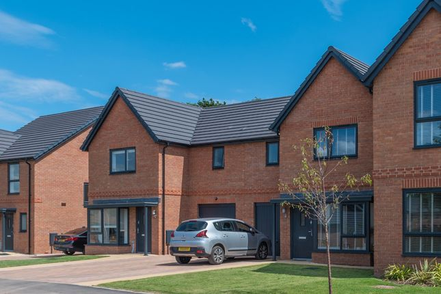 Thumbnail Semi-detached house for sale in 'the Kirkwood' Caerwent Close, Dinas Powys