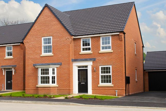 "Thumbnail Detached house for sale in ""Holden"" at Boroughbridge Road, Knaresborough"