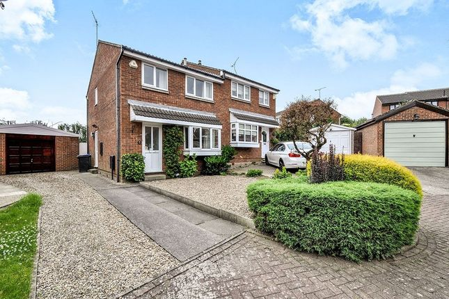 Thumbnail Semi-detached house to rent in Oldale Court, Sheffield