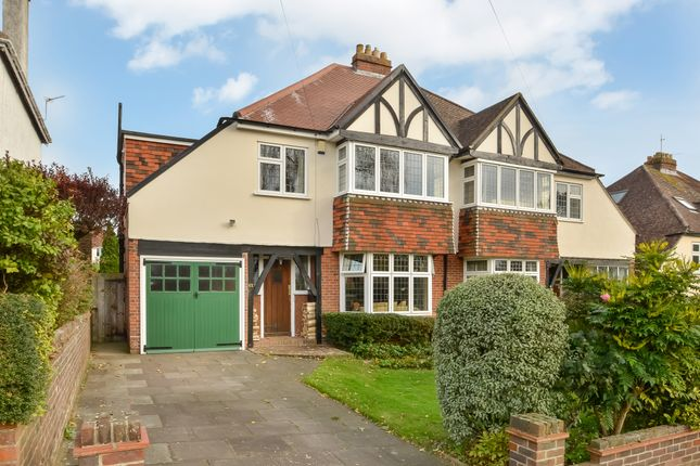 Semi-detached house for sale in Carmarthen Avenue, Drayton, Portsmouth