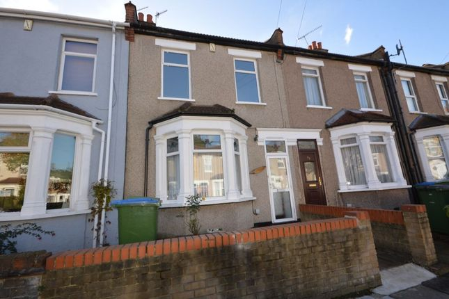 Thumbnail Terraced house to rent in Abbey Grove, London