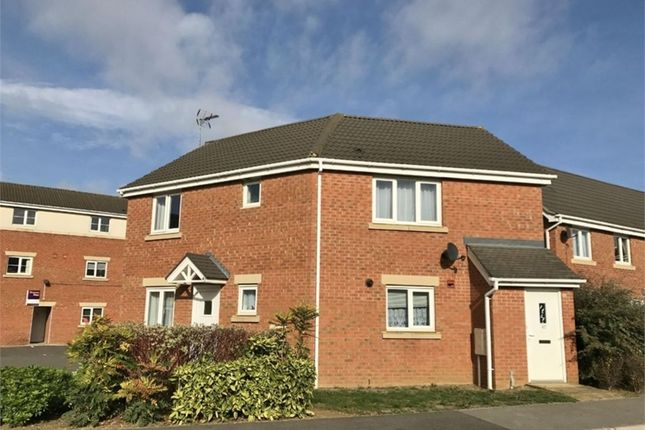 Thumbnail Flat for sale in Robin Road, Corby, Northamptonshire