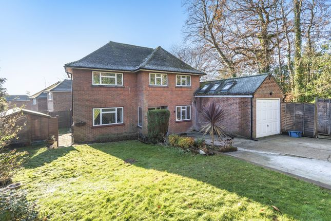 Thumbnail Detached house for sale in Fernhill Close, Camberley