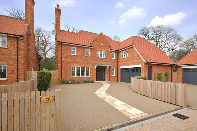 Thumbnail Detached house for sale in The Oak, The Cloisters, Wood Lane, Stanmore