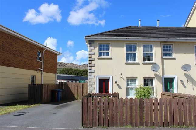 Thumbnail Semi-detached house for sale in Chancellors Hall, Newry