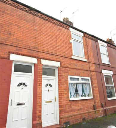 Thumbnail Terraced house to rent in Slater Street, Latchford, Warrington