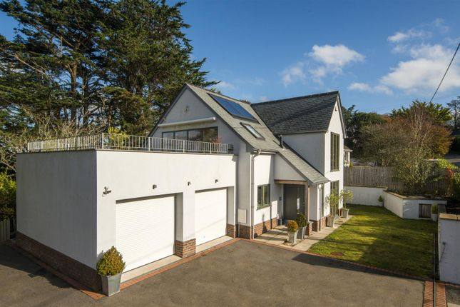 Double Garage of Budock Vean Lane, Mawnan Smith, Falmouth TR11